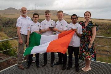 CanSat Marist College Winners 2018 | MIDAS Ireland