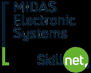 MIDAS Electronic Systems Skillnet Logo | MIDAS Ireland