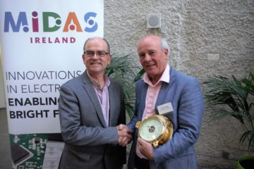 Ted O'Shea retires from MIDAS Ireland